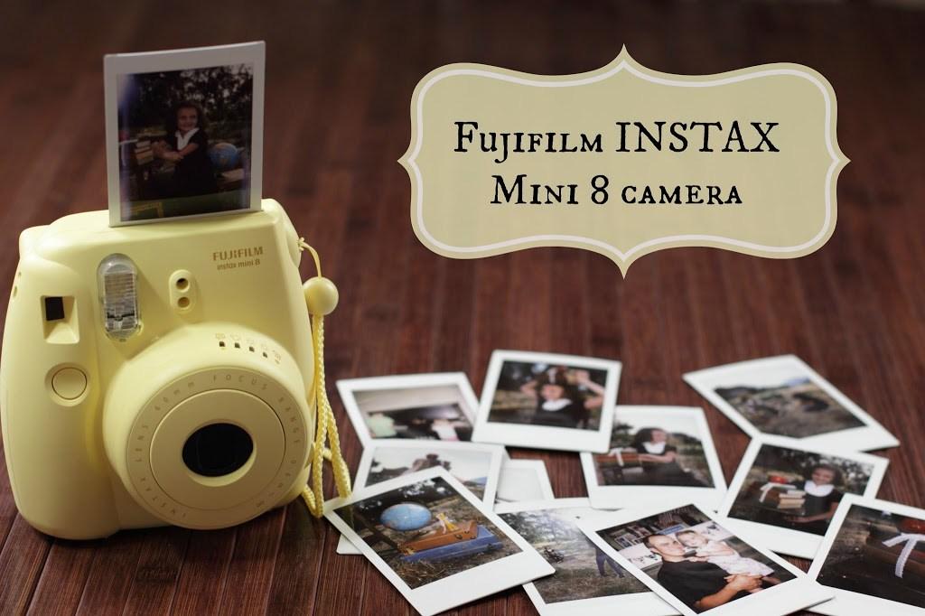 FujifilmInstax Mini 8