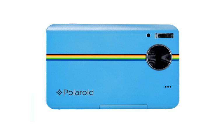 Polaroid, Pola, Z2300, blu, opinione, test