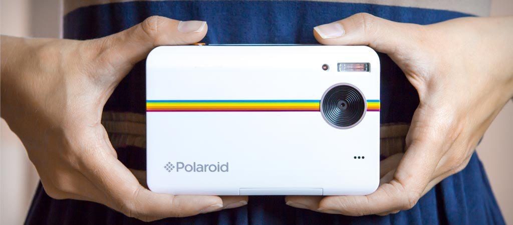 Polaroid Z2300, miglior Polaroid, zoom