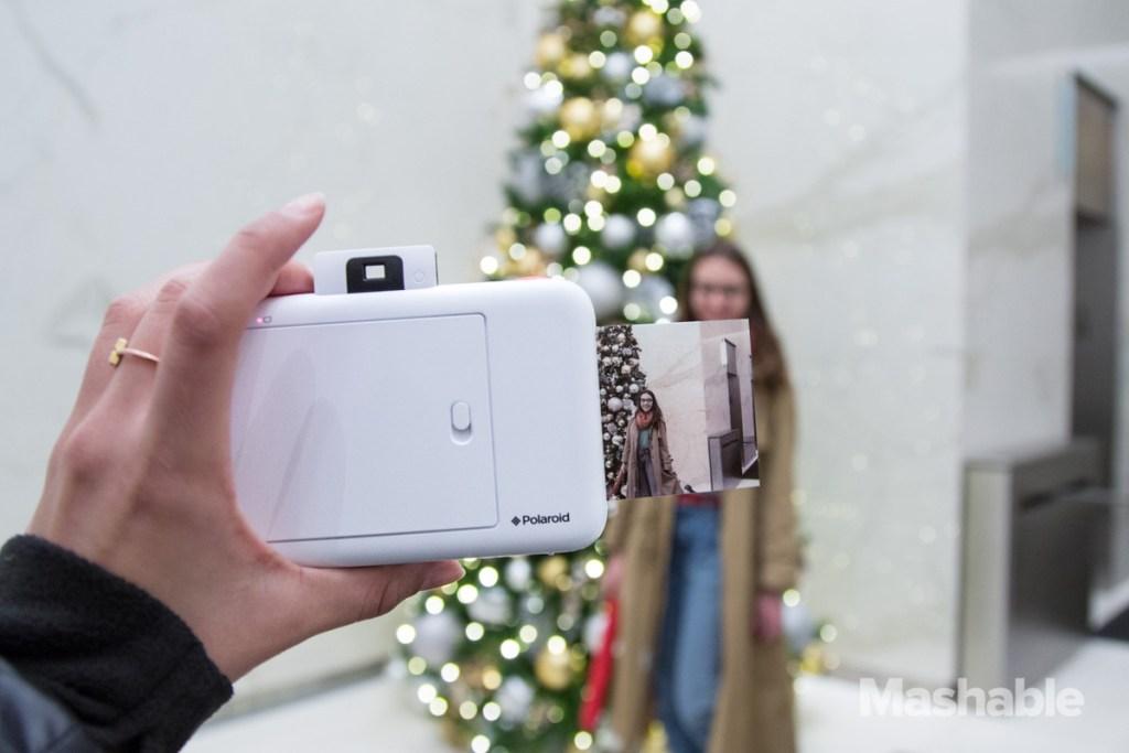 Polaroid Snap, autoscatto