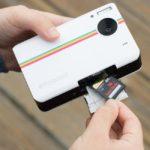 Polaroid Z2300, opinione, SD