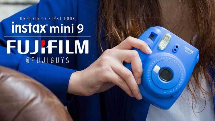Fuji Instax Mini 9, opinione