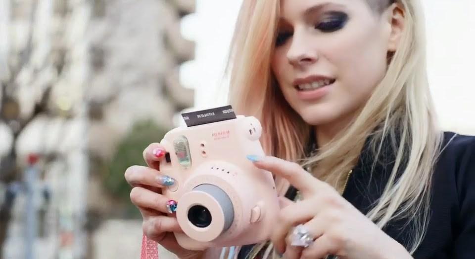Macchina fotografica instantanea, Polaroid, Instax Mini 8